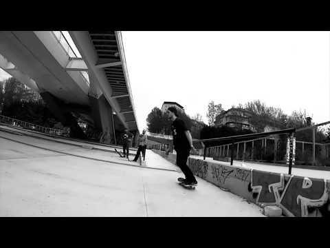 Paolo Esposito x IWS CREW - Ponte della Musica - Roma