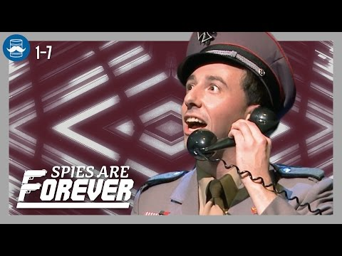 Did Nazi This One Coming!!   SPIES ARE FOREVER Act 1 Part 7