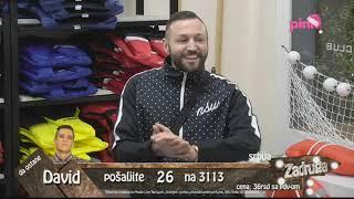 Zadruga 2 - Nenad Aleksić Ša razgovara sa Ognjenom - 21.01.2019.