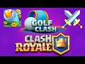 Le Golf De Clash Royale [ Golf Clash ]