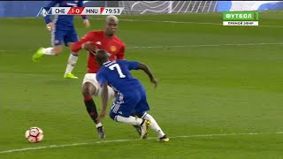 The Game Where N'Golo Kante Made Chelsea Fans Admire Him!