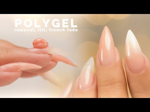 PolyGel: Removal, Fill and Sculpting a French Fade