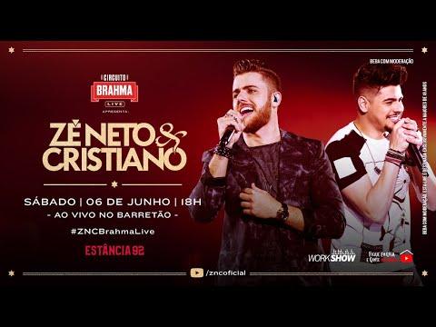 Zé Neto e Cristiano -  NO BARRETÃO