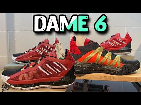 adidas-dame-6-leak!-out-in-china-already?!