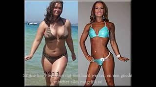 Bikini Fitness Team SheWolves Atleet Sabine Greilich, Enercup en ...
