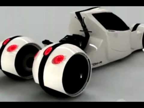 News choppers Frantom-E and Frantom-R enclosed motorcycle concepts