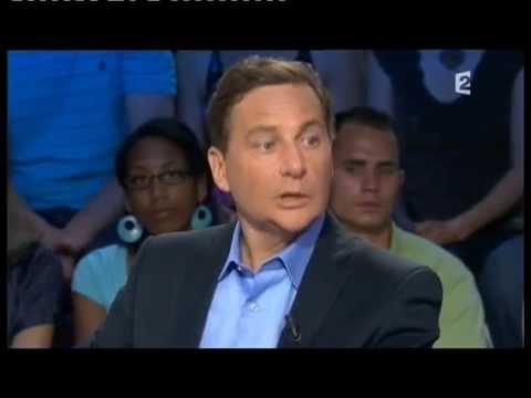 Eric Besson - On n'est pas couché 22 mai 2010 #ONPC