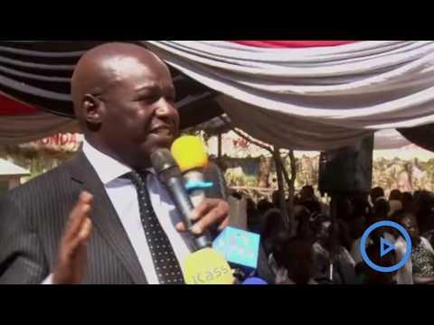 MP Caleb Kositany hits out at President Uhuru Kenyatta