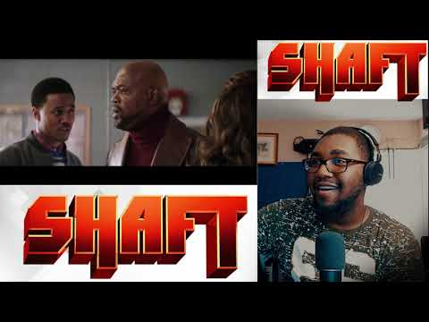 Shaft Red-Band Trailer #1 (2019) REACTION