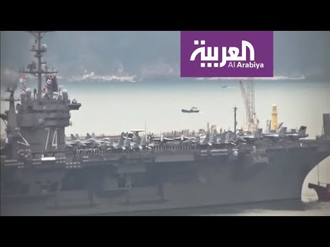 أنصار الصدر يتظاهرون رفضا لزج العراق في التوتر بين إيران وأم  - 09:53-2019 / 5 / 25