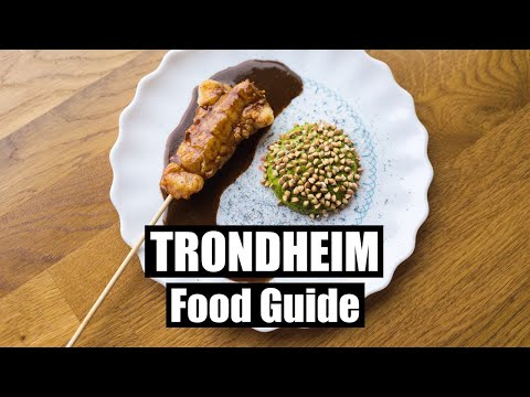 Where to Eat in Trondheim, Norway