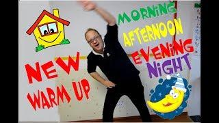 Скачать Good Morning Afternoon Evening Night New ESL Warm Up ESL Teaching Tips