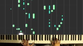 「Nisekoi」OP - Click (piano solo) // ClariS Thumbnail