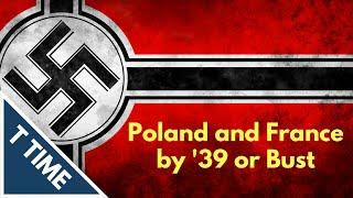 HOI4 Germany Walkthrough--True Blitzkrieg Achievement