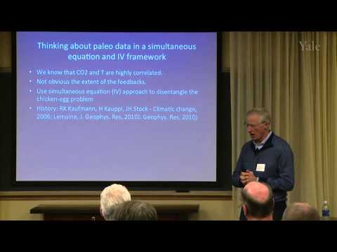 Uncertainty in Climate Change, with William Nordhaus - YouTube