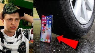 AUTO PŘEJELO IPHONE !