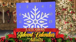 The Late Show Advent Calendar For Adults
