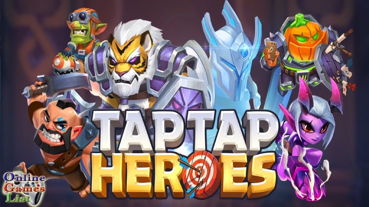 Taptap Heroes Android Gameplay ᴴᴰ