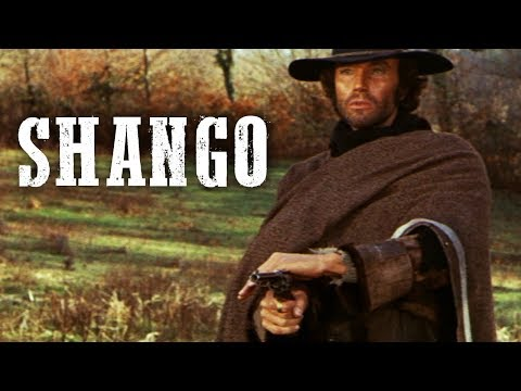 Shango | WESTERN ACTION MOVIE | English | HD | Free Film In Full Length | Spaghetti Western
