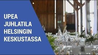 Valkosaaren telakka – merellinen juhlatila Helsingin keskustassa