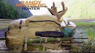 Hunting Equipment with Randy Newberg