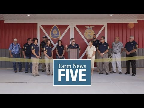 Farm News Five: Sanilac Miracle of Life and Ag Community Relief Continues to Give