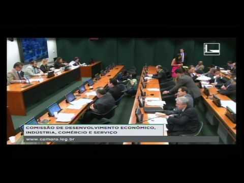 DESENVOLV. ECONÔMICO, INDÚSTRIA, COMÉRCIO E SERV. - Reunião Deliberativa - 06/07/2016 - 10:33