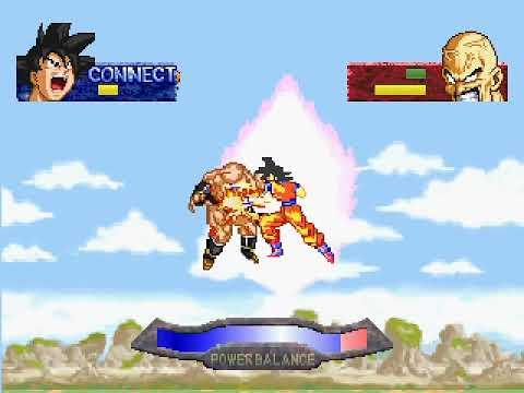 Dragon Ball Z:  Idainaru Dragon Ball Densetsu (PS1) - 100 Score/Z-Rank Longplay