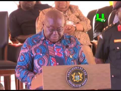 Akufo-Addo launches Ghana Radio Astronomy Observatory