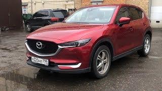 Mazda CX5(2018) - Впечатления после года эксплуатации.