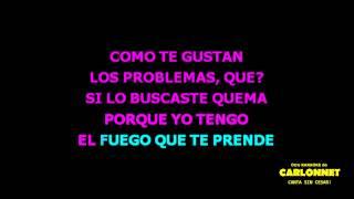 Perros Salvajes - Karaoke (Daddy Yankee)