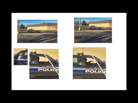 """Waterville Police Officer, Art Linger, talks about his """"retirement"""""""