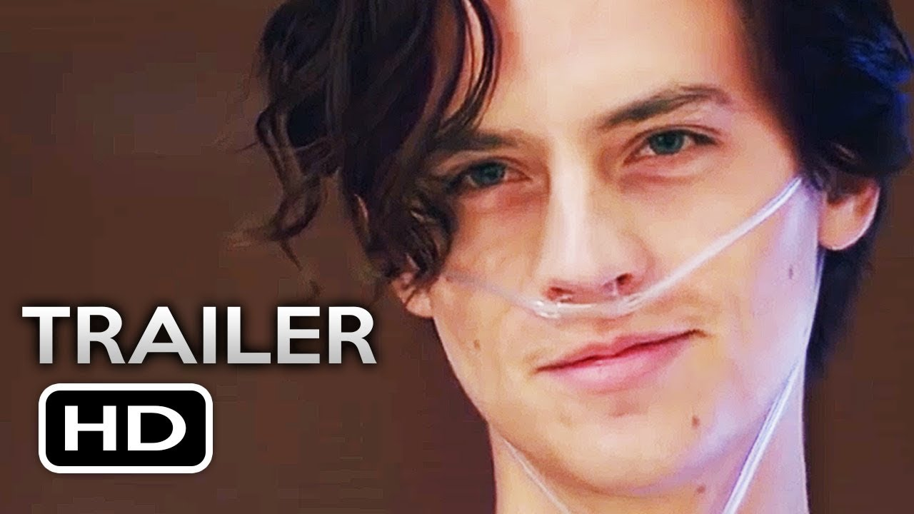 Five Feet Apart Official Trailer 2019 Cole Sprouse Haley Lu Richardson Movie Hd