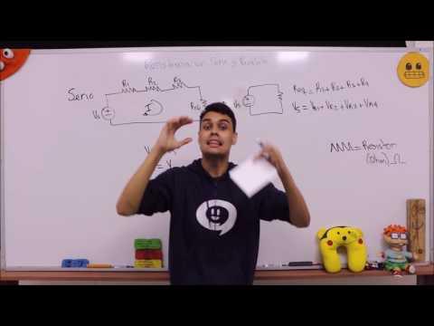 Resistencia En Serie Y Paralelo   Concepto Y Fórmulas
