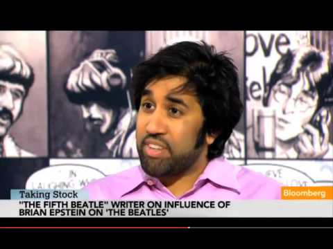Tiwary Vivek Bloomberg TV: The Story of