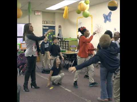 #WeAreThunderVideo: In the Classroom