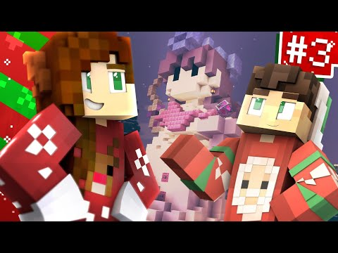 Enchanted Fairy Snow-Woman w/ Delphron! | Minecraft Advent Calendar