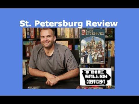 Saint Petersburg: The Sallen Coefficient