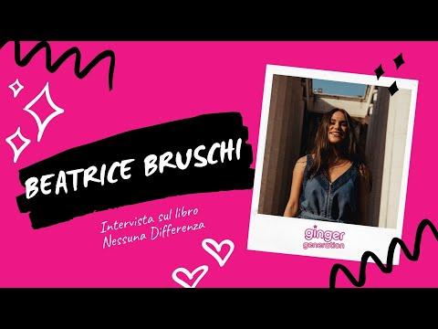 Beatrice Bruschi di SKAM Italia parla del suo libro Nessuna Differenza