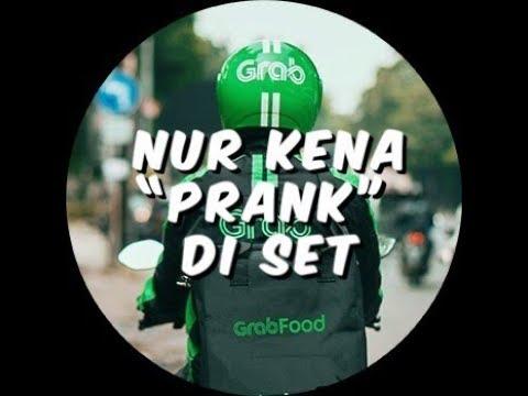Download Grab Food PRANK on wife - Amyra Rosli vs Grab Food Driver