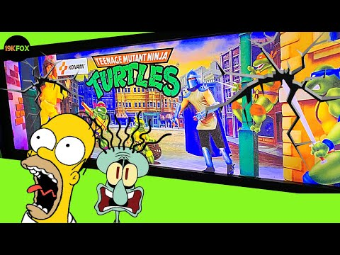 Fixing Issues with my Arcade1up TMNT Lit Marquee from 19kfox