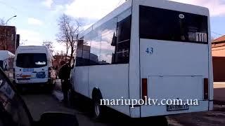 Мариуполь после митинга - 03.03.2019