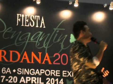 @AzleeKhairi di Singapore Expo @AzleeKhairiFans