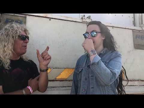 Chris Buck (Buck & Evans). Awesome guitarist! Live interview! Mullen Meets #1