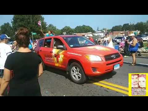 The Puerto Rican parade in Springfield Massachusetts