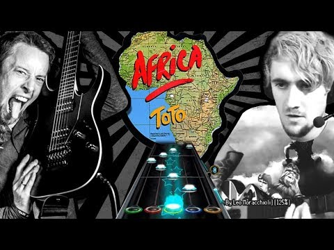 Africa... but it's METAL and WAY FASTER!!! (Frog Leap Studios)