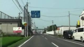滋賀県道完全走破 26号大津守山近江八幡線(その1)