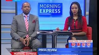 Raila Odinga and Uhuru Kenyatta face hostility in 9 counties