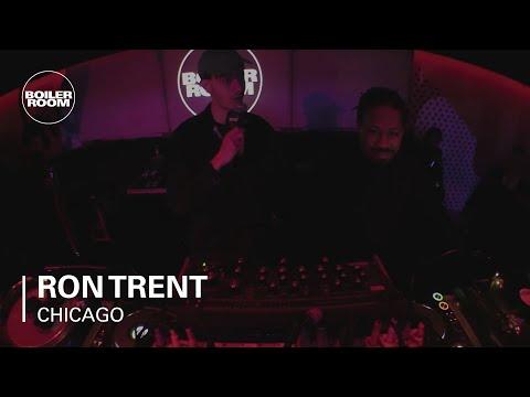 Ron Trent Boiler Room Chicago DJ Set