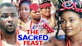 "New Movie Alert ""THE SACRED FEAST"" Season 1&2 - (Chizzy Alichi) 2019 Latest Nollywood Epic Movie"